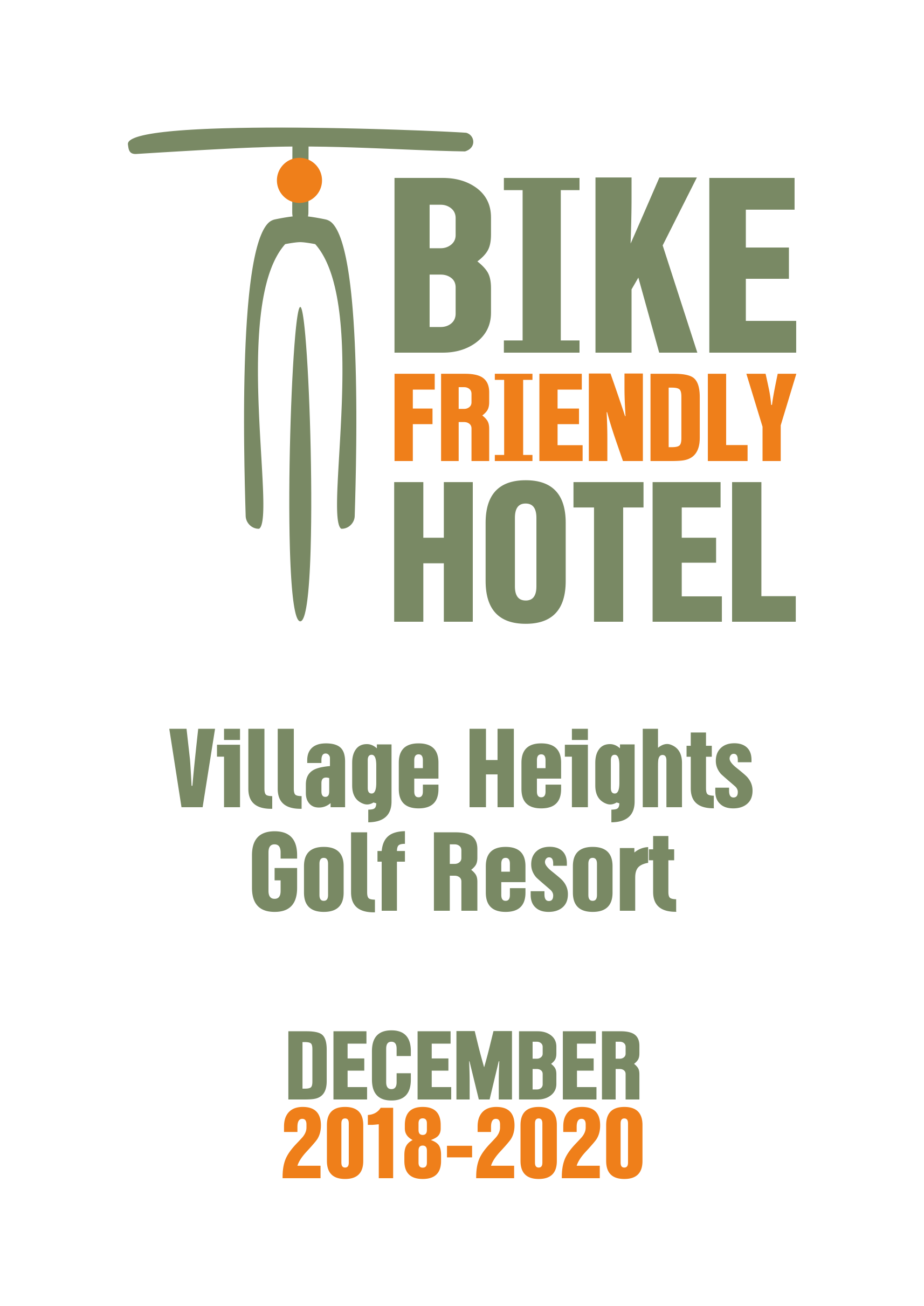 Village Heights Golf Resort Dec2018 2020