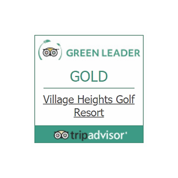 TRipAdvisor Green Leaders For VH Website
